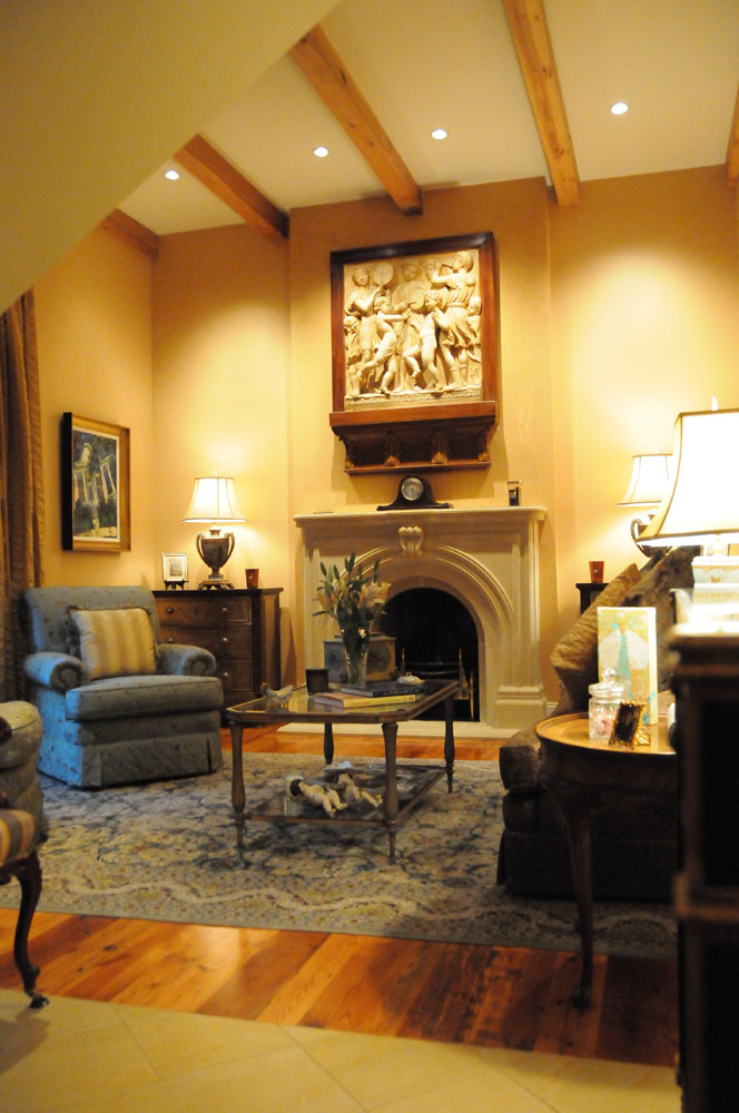 Gallery for French eclectic
